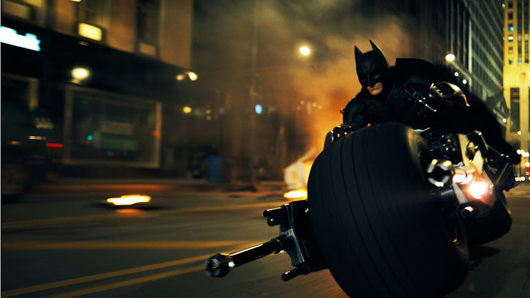 Batman in Dark Knight Rises HD Wallpaper