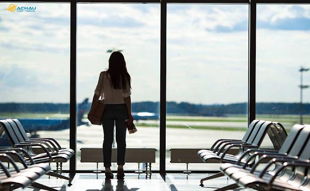 Có thể sử dụng visa B-1, B-2 còn hiệu lực để quá cảnh tại Mỹ được không?