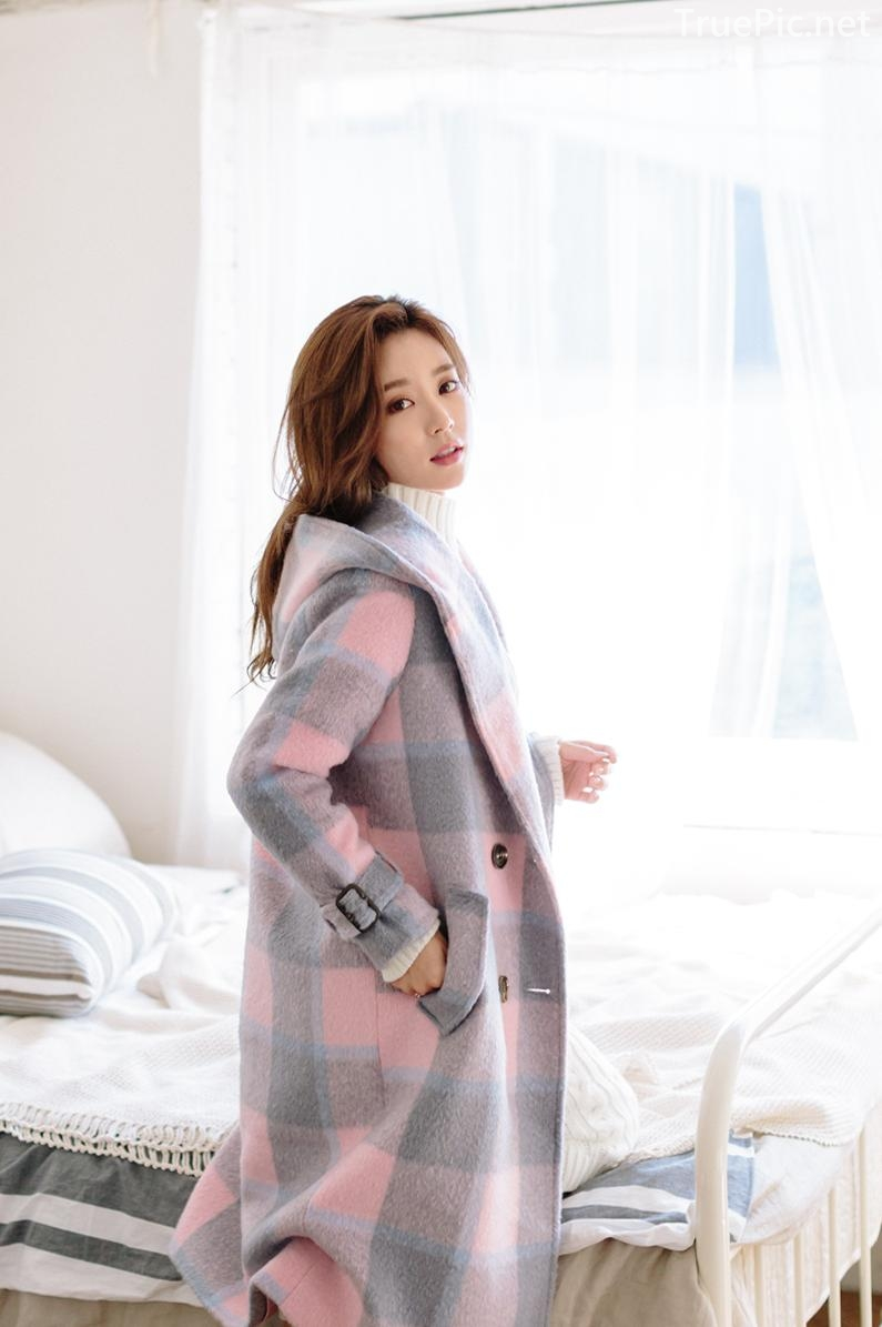 Korean Fashion Model - Kim Jung Yeon - Winter Sweater Collection - TruePic.net - Picture 7