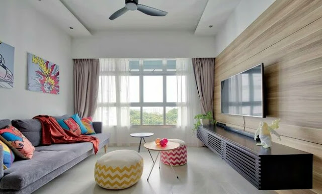 simple but attractive home interior