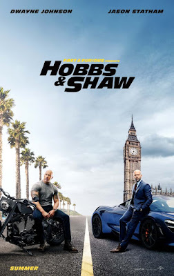 Fast & Furious Presents: Hobbs & Shaw |2019| |DVD| |NTSC|  |Custom| |Latino|