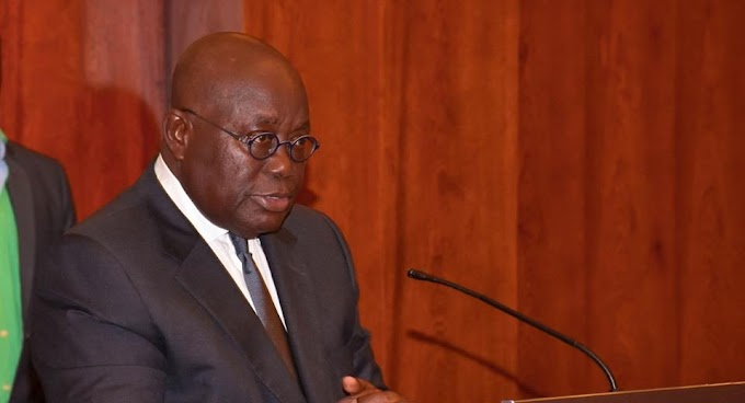 Four new ministers critical to my success – Akufo-Addo
