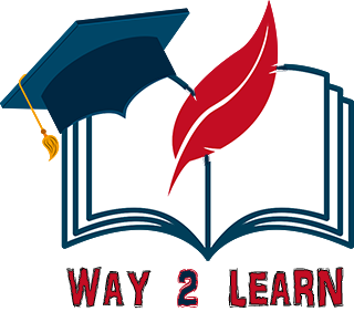 Way2Learn logo