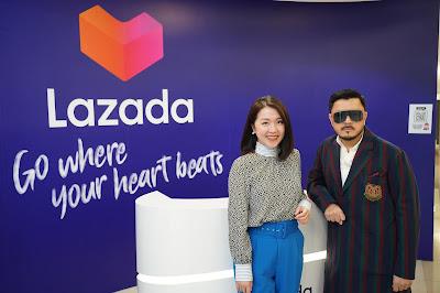 Lazada จับมือสมาคมแฟชั่นดีไซน์เนอร์กรุงเทพฯ BFS เปิดตัว Lazada Thai Designer Club ดันสินค้าไทยดีไซน์เนอร์ชั้นนำสู่ออนไลน์
