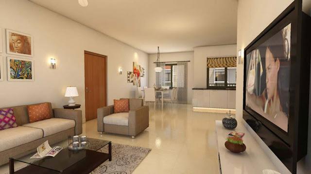 2 bhk flat interior house
