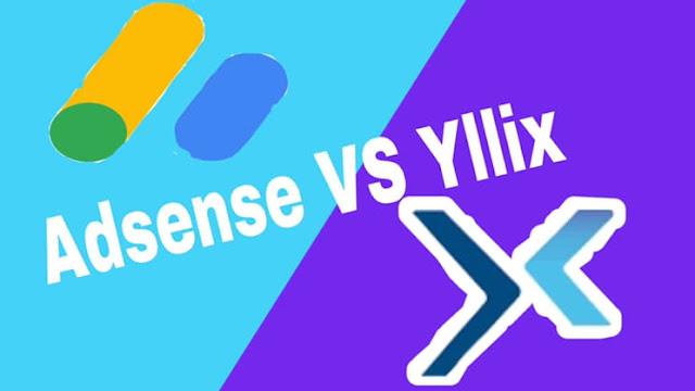 شرح Yllix افضل بديل جوجل ادسنس مميزات خرافيه Best Ad Network
