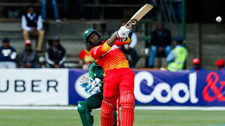 Zimbabwe vs Pakistan 4th Match T20 Tri-Series 2018 Highlights