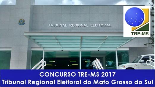 Apostila Concurso TRE-MS 2017