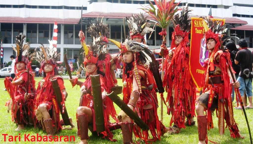 Sulawesi Utara: Tahanusangkara (lirik & chord + not angka)