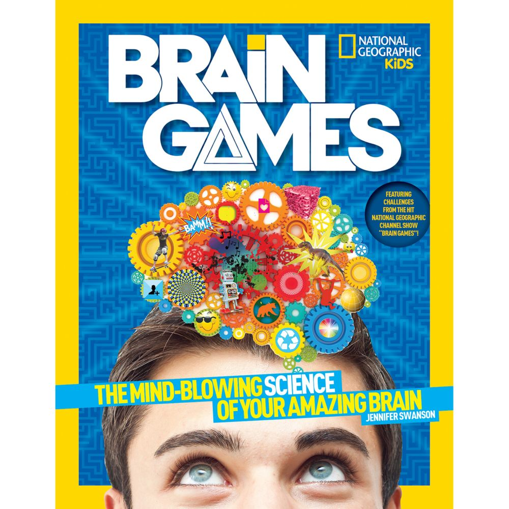 Booking Mama: Kid Konnection: National Geographic Science Books