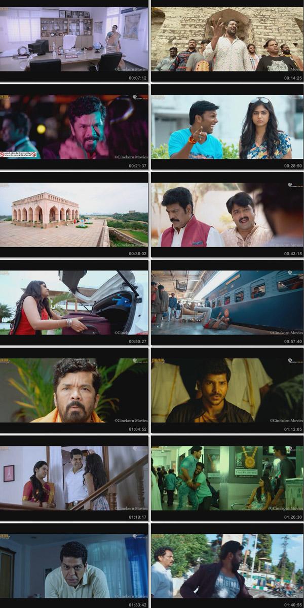 Juvva (Ishqbaaz gunda) 2018 Hindi Dubbed HDRip 720p DD5.1Ch 7
