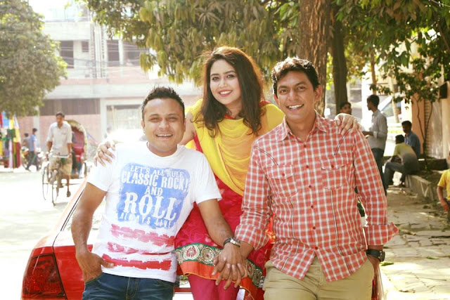 Ashna Habib Bhabna Biography, Hot HD Photos, Wallpapers With Actor Mishu Sabbir And Chanchal Choudhurey