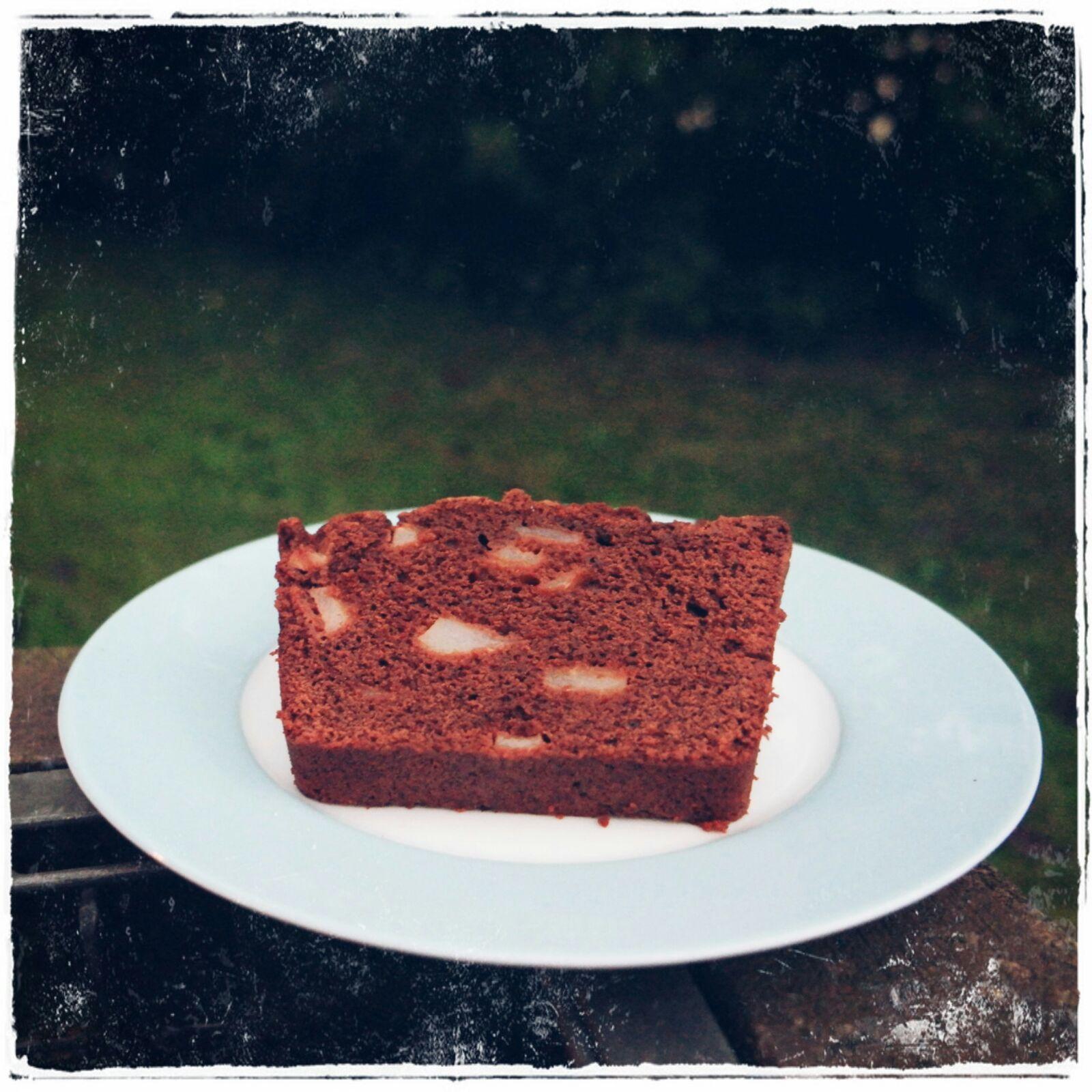 Kein Kuchen Ist Auch Keine Losung Schoko Birnen Kuchen