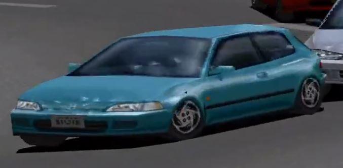 Honda Civic Sir II
