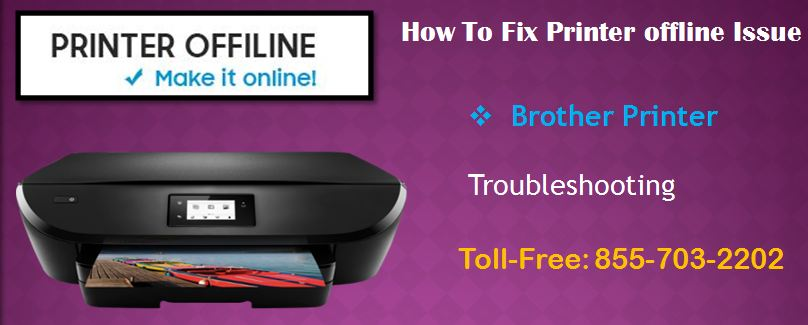 A Complete Guide On How To Fix Brother Printer Offline Issues