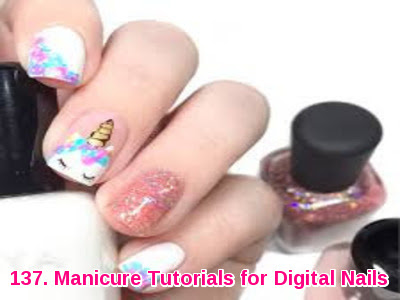 Manicure Tutorials for Digital Nails