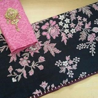 Kain Batik Primis dan Embos 17