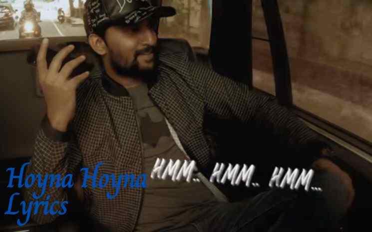 Hoyna Hoyna Lyrics in English