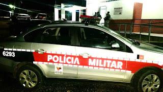 Policiais do 4º BPM prendem suspeitos de porte ilegal de arma e de violência doméstica em Guarabira