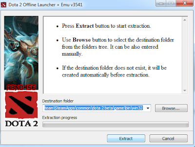 Play DOTA 2 Offline Without Steam Using RevLoader
