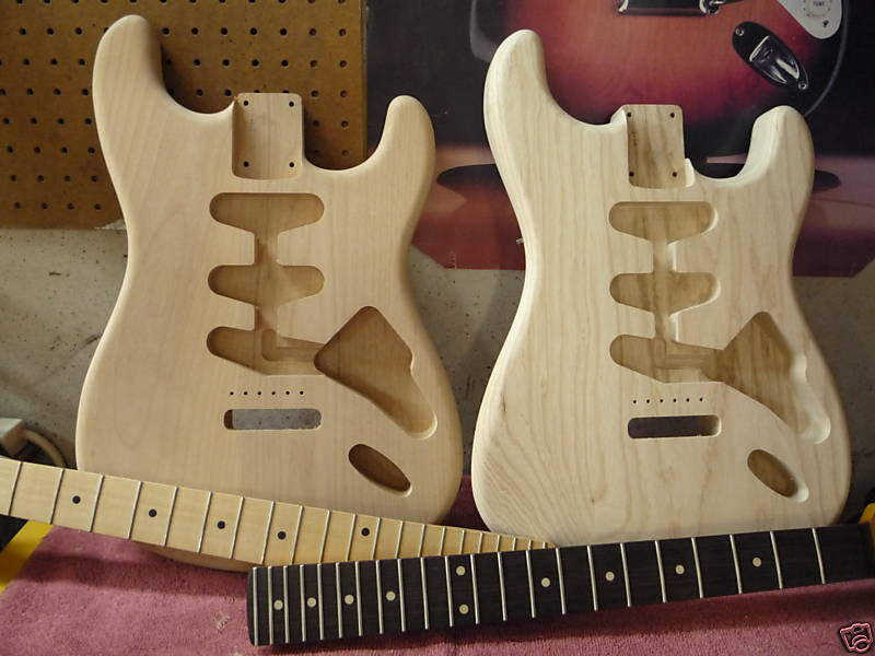 Strattype Guitar Kits and Hardware ~ Stratocaster Guitar Culture | Stratoblogster