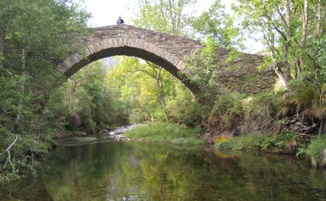 Pont romà de Cassibrós