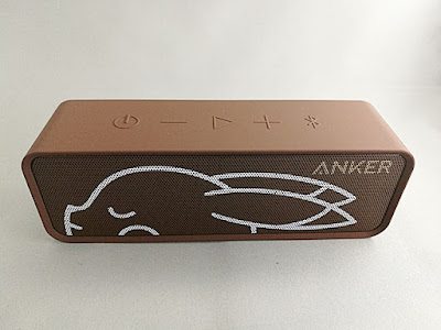 Anker SoundCore ピカチュウ ポータブル スピーカー