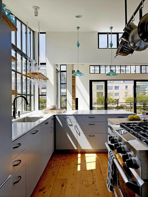 kuchyn inspirace