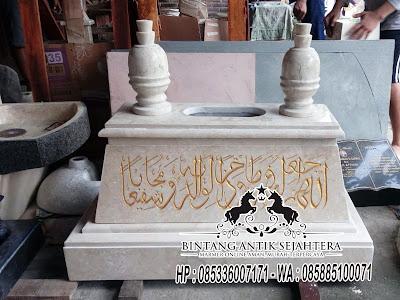 Contoh Kuburan Bayi, Kijing Makam Bayi, Gambar Kijing Makam Marmer Bayi