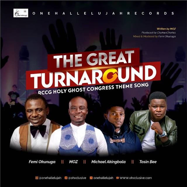 New Music: The Great Turn Around By One Hallelujah Records