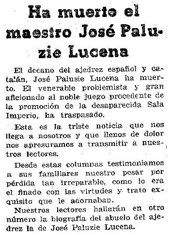 Recorte de Mundo Deportivo del 27 de enero de 1938