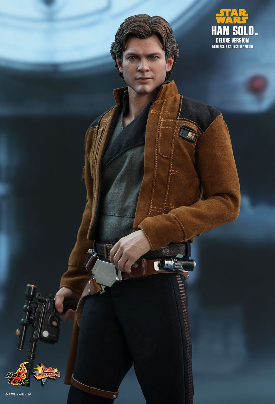 SOLO: A STAR WARS STORY - HAN SOLO (REGULAR & DX VERSIONS) 8