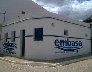 Itiruçu Embasa   deixa população  sem agua por mais de 10 dias