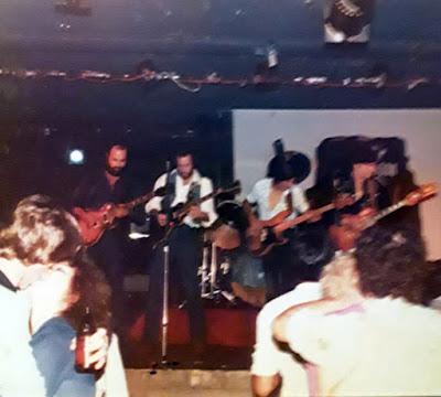 The Hank Stevenson Band