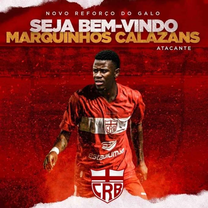 Jogador do São Paulo, Calazans é confirmado como reforço do CRB