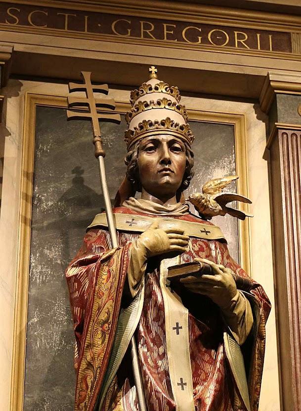 São Gregório Magno,  igreja de Nossa Senhora da Assunção e São Gregório, Londres