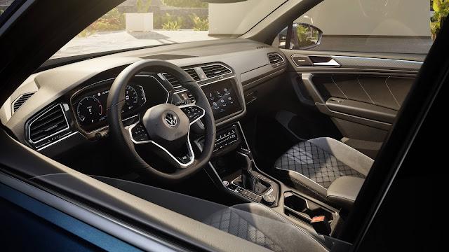 Novo VW Tiguan 2021: preços partem de R$ 192 mil - Europa