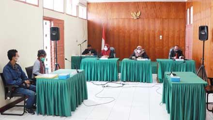 sidang sengketa informasi terkait dana CSR