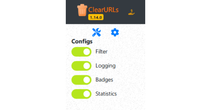 ClearURLs : Automatically Remove Tracking Elements From URLs