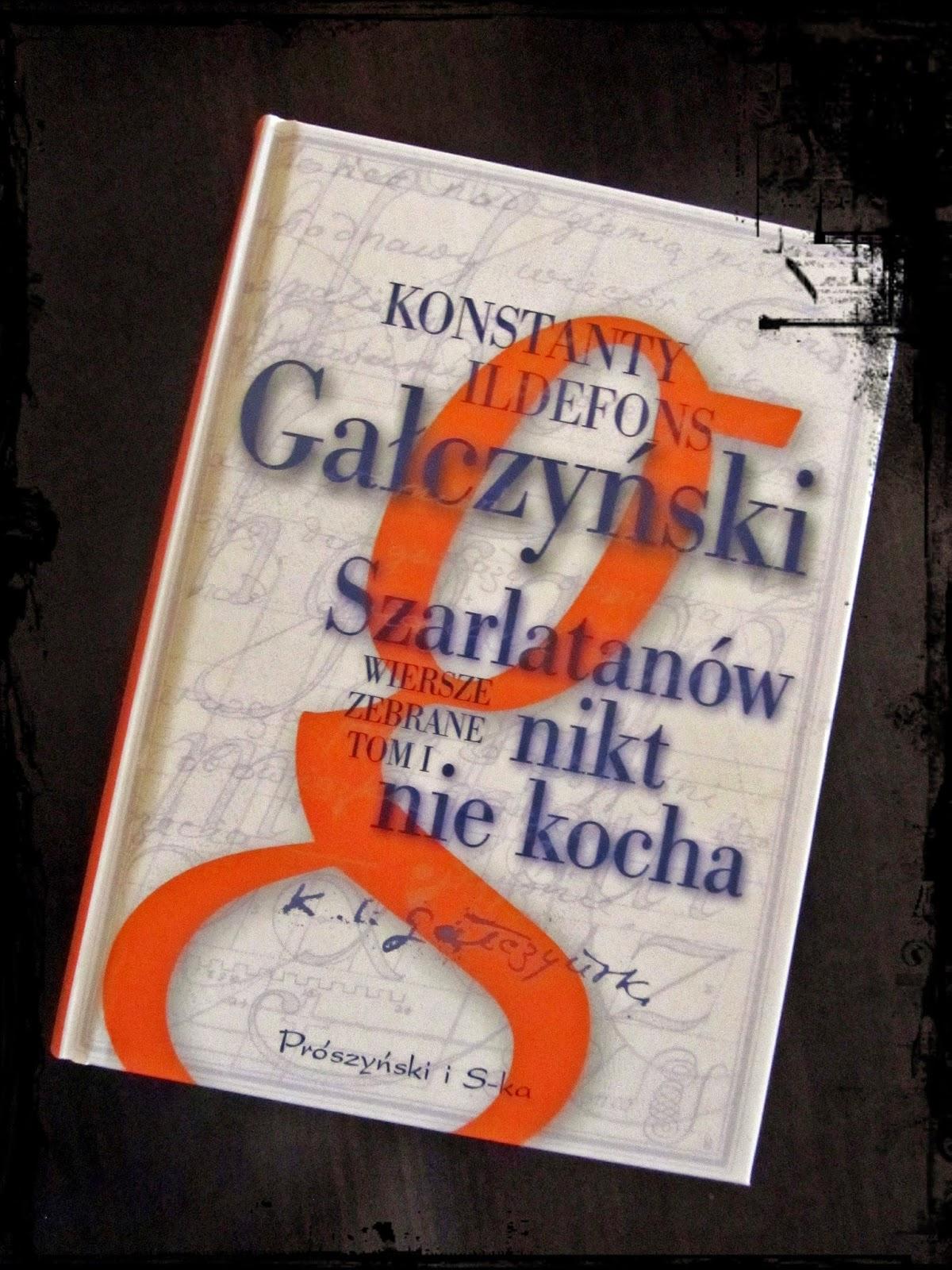 K I Gałczyński Szarlatanów Nikt Nie Kocha