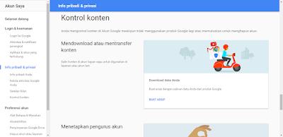 Cara Menghapus Akun Google Gmail Permanen