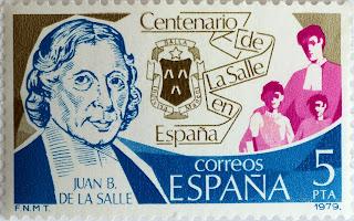 CENTENARIO DE LA SALLE EN ESPAÑA