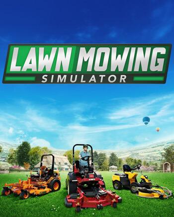 تحميل لعبة Lawn Mowing Simulator