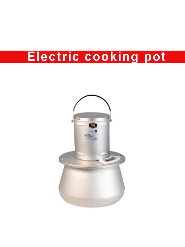 قدر الطبخ الكهربائي