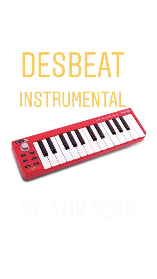 [Freebeat] Desbeat releases 2 Freebeats for all artistes to use.
