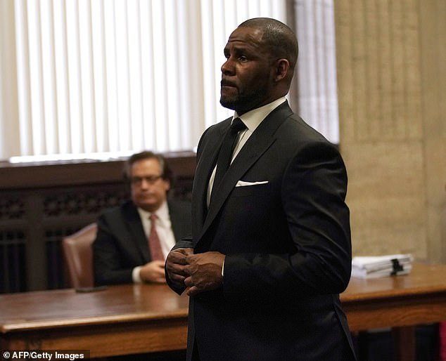 R.Kelly charged with 11 new count of sex abuse and assault involving victims between the age 13 and 16 in Chicago