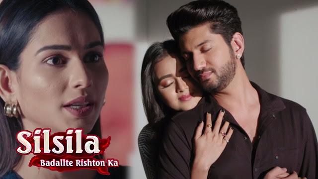 Mindblowing Twist : Ruhaan and Mishti's fight of love in Silsila Badalte Rishton Ka 2