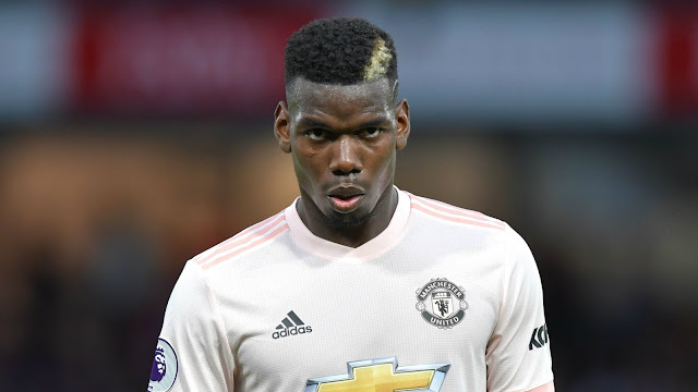 Paul Pogba's Brain Goes Off, Manchester United Flops