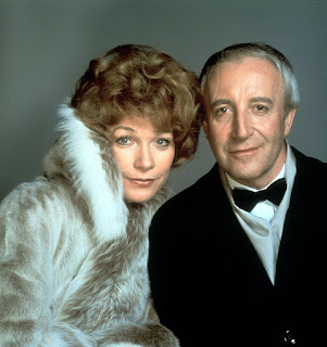 Being There - Peter Sellers and Shirley MacLaine