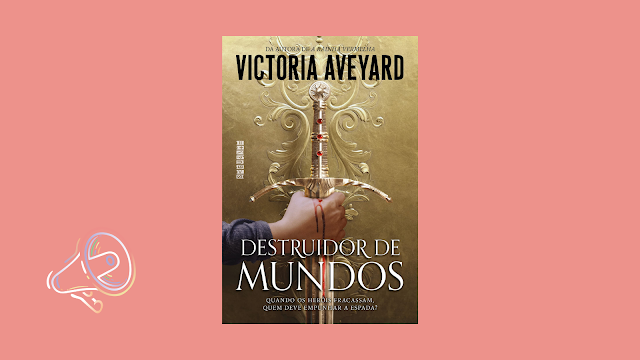 Destruidor de Mundos (Victoria Aveyard)